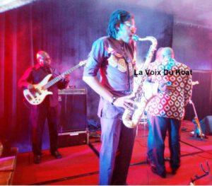 C'était le concert d'Hervé Nguebo. Il était annoncé depuis des mois par Universal Prod, organisateur. Alain Oyono était la grande surprise. Et pour une surprise, ça a plus qu'assuré