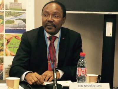 Société métropolitaine de Douala : Dr Fritz Ntone Ntone réélu Pca
