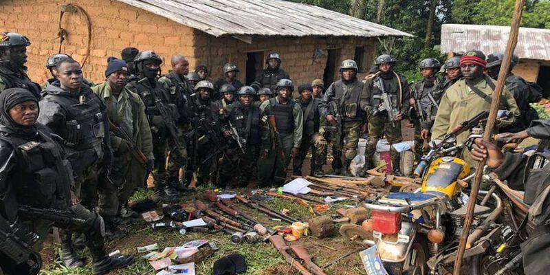 L'armée Camerounaise fait un travail de fourmis sur tous les fronts. Un travail silencieux de nettoyage et de protection du territoire Camerounais. Depuis l''Opération Bamenda Clean,' et bien avant, le BIR en tête, les FDS 'déminent' les terroristes Ambazoniens