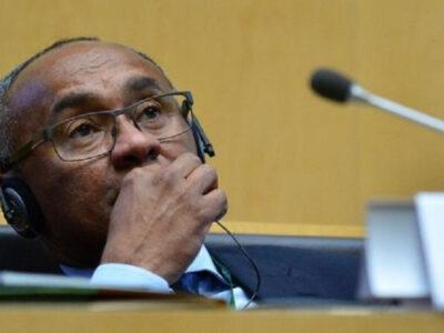 La chambre de jugement de la Commission d'Éthique indépendante sanctionne Ahmad Ahmad