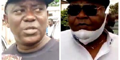 Mont'à Nguinya accusé par Djene Djento de recouvrer indûment l'argent des droits d'acteurs, porte plainte contre ce dernier pour diffamation
