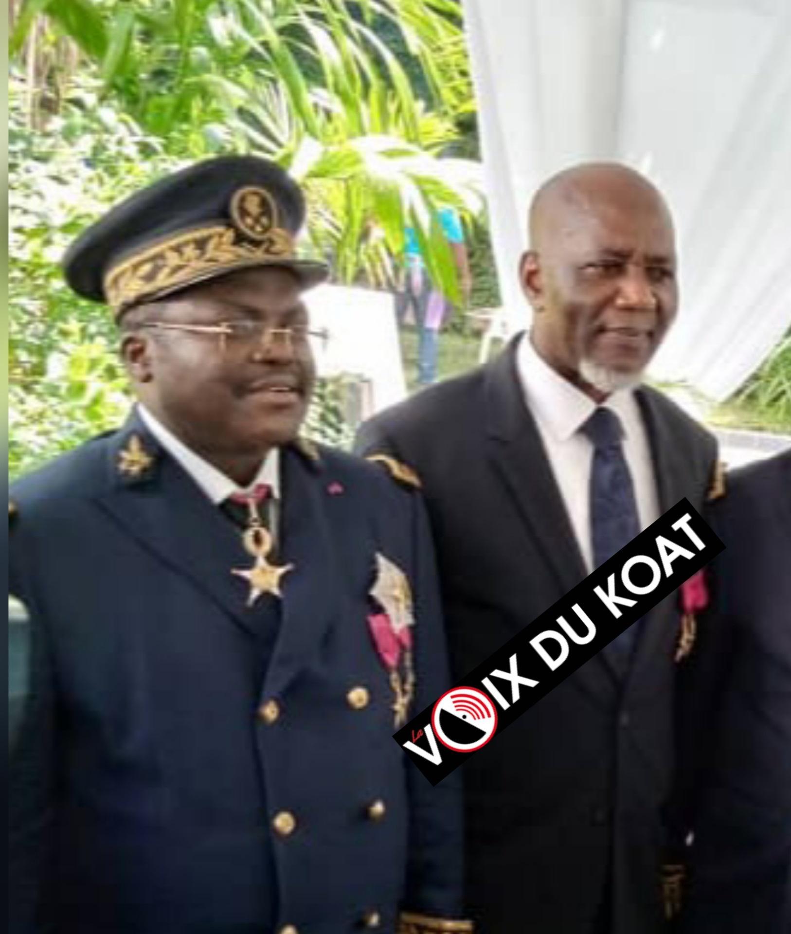 Distinction : Moulongo Oscar, appelez-moi Commandeur