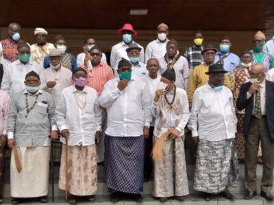Gestion de la ville de Douala : le Maire appelle à l'implication des chefs traditionnels