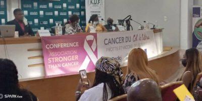 Frottis et vaccins : Des gestes importants. C'est le thème de la conférence sur le cancer du col de l'utérus organisée par l'association Stronger Than Cancer. Gynécologues, anatomopathologistes, oncologues