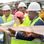 Des points d'eau respectivement à Makèpè Missokè I et à l'hôpital Laquintinie, fruits de la coopération entre les deux villes ont été réceptionnés le 14 et 15 décembre à Douala.