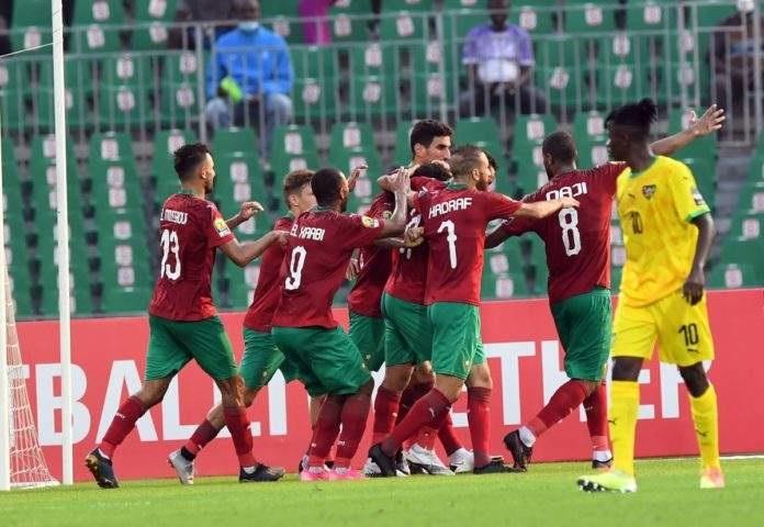 Tenant du titre, le Maroc a bien négocié ce lundi 18 janvier 2021, son entrée dans cette 6e édition du Championnat d'Afrique des nations,