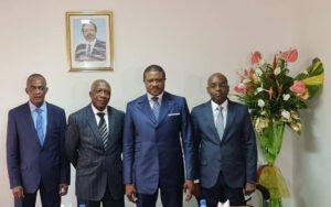 Le colonel Ela Nguema est à compter de ce jeudi 7 janvier 2021, le Directeur général de Camair-Co.