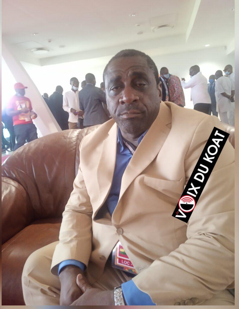 Dr. Roger Mbassa Ndine (Maire de la ville de Douala) : «Les Camerounais aimeront d'avantage le football»