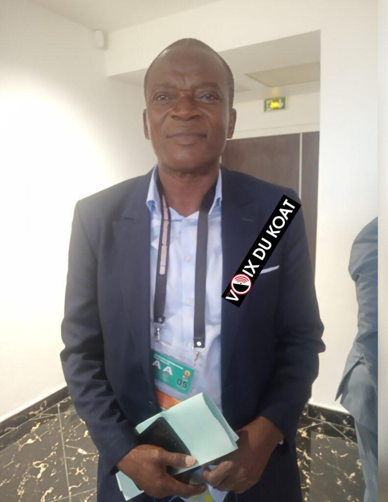 Eugène Ekéké (Ancien international Camerounais) : «Nous sommes sortis du sous-développement infrastructurel»