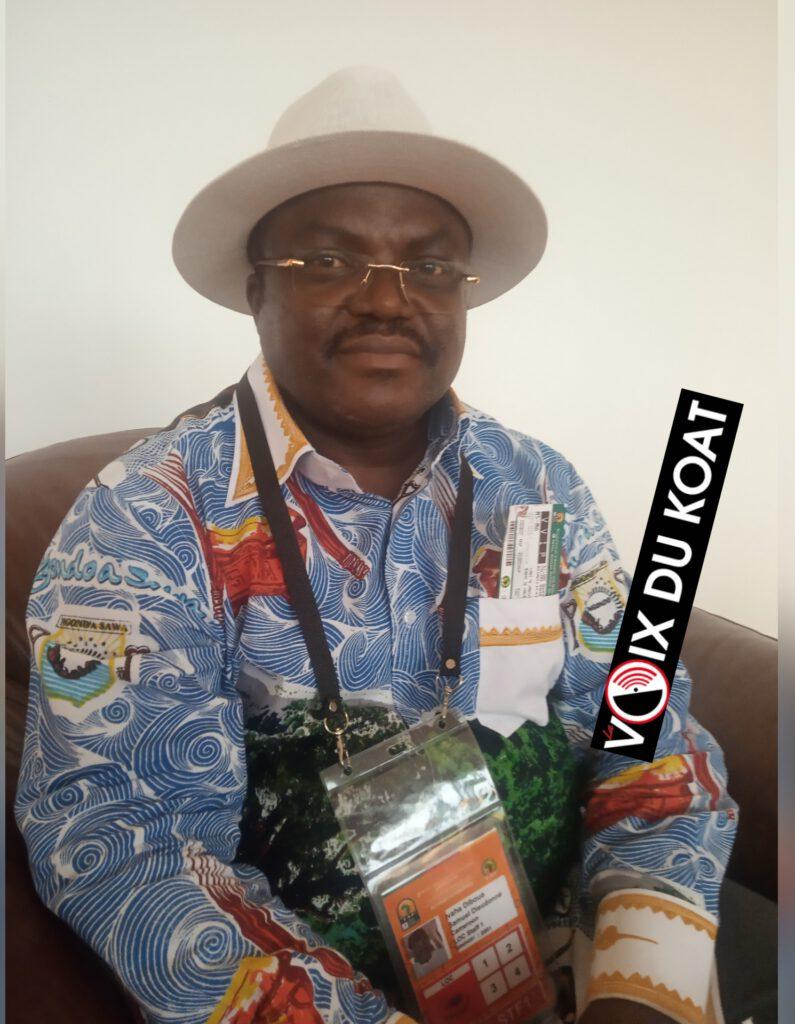 Samuel Dieudonné Ivaha Diboua : «Les forces de maintien de l'ordre tiennent leurs positions»