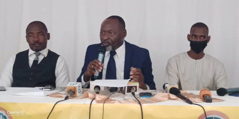 La conférence de présentation de la nouvelle formation politique baptisée l'Alliance patriotique et républicain du Cameroun s'est tenue