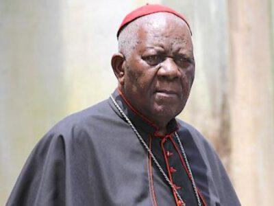 Cardinal Christian Wiyghan Tumi. La disparition d'un berger.