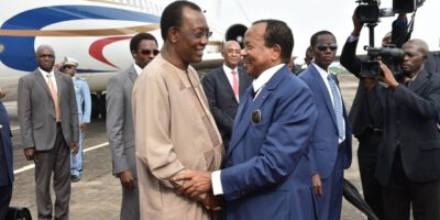 Décès du Maréchal Idriss Deby: l'affliction du président Camerounais