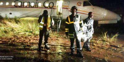 Vendredi noir pour des passagers de la Cameroon Airlines Corporation (Camair-Co).Un avion de la compagnie nationale de transport aérien est sorti de la piste