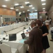Comité de pilotage du programme régional d'appui à la biodiversité et des écosystèmes fragilisés en Afrique Centrale. La première édition s'est ouverte ce mardi 4 mai 2021 à Douala au Cameroun
