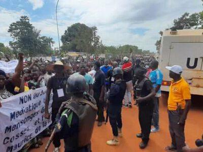 Mémorandum de la Galaxie nationale relatif aux mécontentements de la population centrafricaine contre la Minusca et son représentant ainsi que lastation Radio France internationale (RFI)
