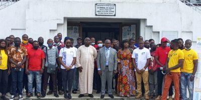 Organisée par la société Sodirec Sarl qui commercialise les produits Silk Plaster au Cameroun, en partenariat avec la Chambre de commerce