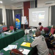 Animateurs et techniciens de radios communautaires ont pris part à un atelier de formation organisé par l'Unesco, en vue de sensibiliser les jeunes sur les dangers de la migration clandestine.