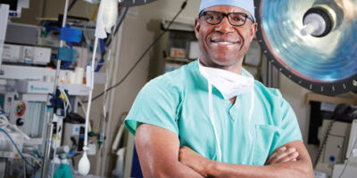 Ce chirurgien cardiothoracique de renommée mondiale veut rendre compétitive l'économie de l'Etat pennsylvanien.