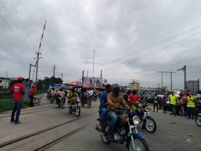 Le message a été réitéré aux usagers de la route vendredi 11 juin 2021 à la faveur de la journée mondiale de sensibilisation aux passages à niveau.