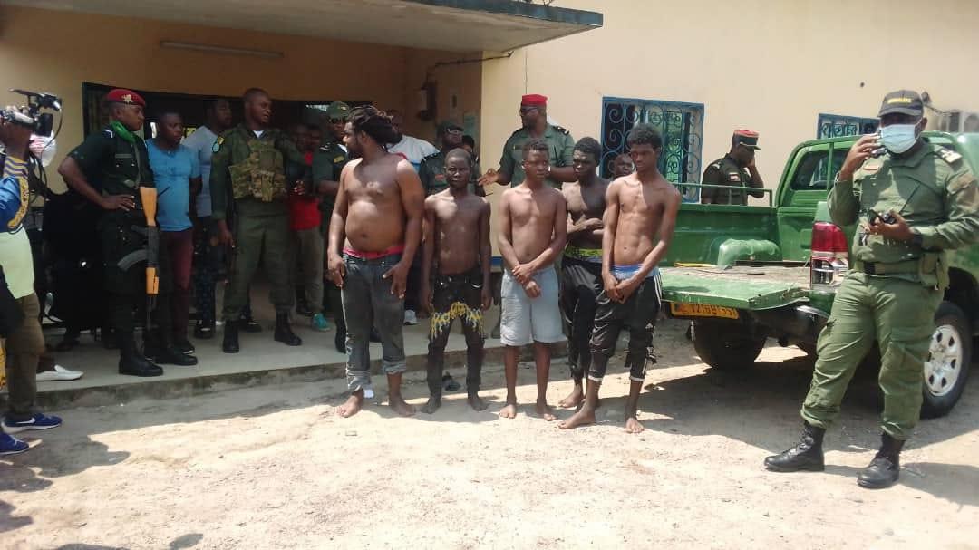 La journée du lundi 7 juin 2021 n'a pas été de tout repos pour les forces de maintien de l'ordre dans la ville de Douala. Dans la matinée, elles ont été alertées par les commerçants