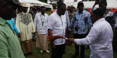 Les élites de la communauté se sont retrouvés autour du Chef supérieur Sa Majesté Gaston Mbodi Epée à la faveur d'une assemblée générale extraordinaire