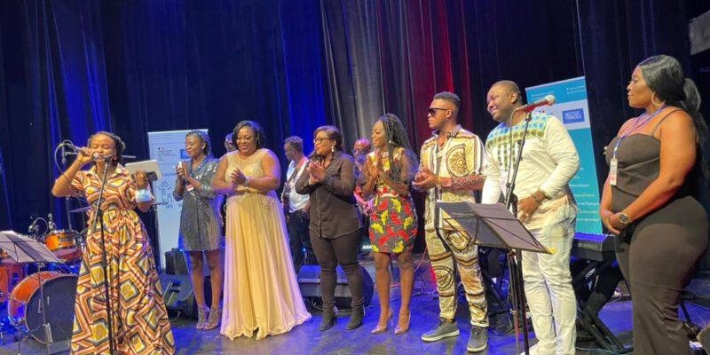 Douala: l'artiste Tenor victime d'un accident
