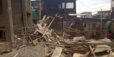 Drame: deux morts dans l'effondrement d'un échafaudage à Douala