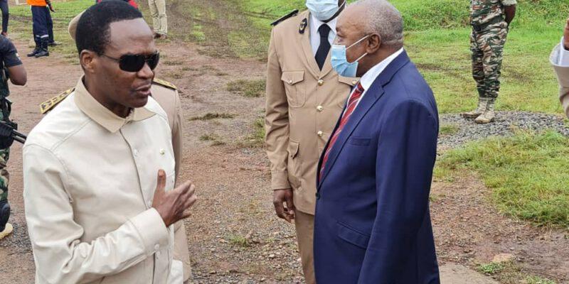 A Bamenda : Beti Assomo annonce le réajustement de la stratégie militaire