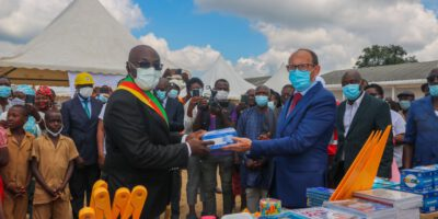 L'initiative de Bolloré Transport & Logistics au Cameroun rentre dans le cadre de son Marathon Day annuel.