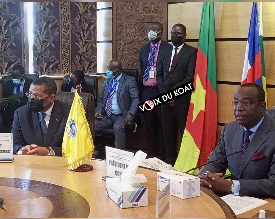 Entre récession et non-respect des échéances convenues, les pays de la Communauté économique et monétaire de l'Afrique Centrale peinent à sortir la tête de l'eau
