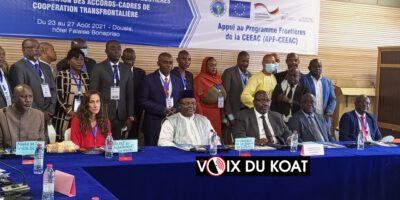 Coopération transfrontalière: l'Afrique Centrale affûte ses armes