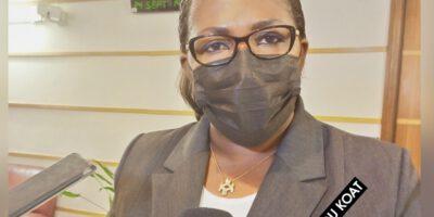 Dans cette interview accordée à La Voix Du Koat, la ministre de l'Economie et de la Relance du Gabon, Janine Lydie Roboty, épouseMbou revient notamment sur les grandes lignes de cette rencontre