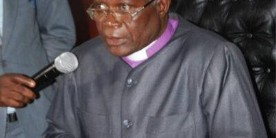 Le président de la Commission nationale anti-corruption, Conac, présente le rapport 2020 sur la corruption.