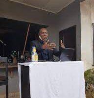 Le coordonnateur général du complexe sportif d'Olembé s'exprime sur l'état des préparatifs du stade d'Olembé