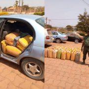 Douala: un réseau de trafic du carburant frelaté découvert