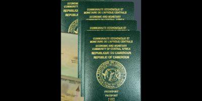 Cameroun: 3000 passeports biométriques en souffrance